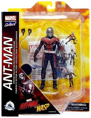 Ant-Man and the Wasp Marvel Select Ant-Man Action Figure [Collector Edition]