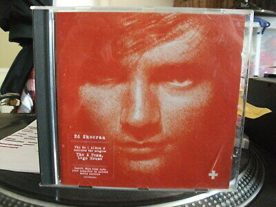 Ed Sheeran - Plus CD Album 12 Track Version