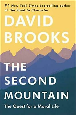 The Second Mountain:The Quest for a Moral Life-NEW 2019-[PDF] delivery via @Mail