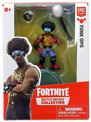 Fortnite Epic Games Battle Royale Collection Funk Ops 2-Inch Mini Figure