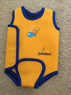 Baby Girls Or Boys Swimbest Swim Vest Wet Suit 0-6 months Summer Holiday Pool