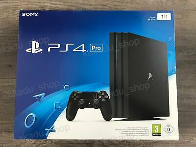 Sony PS4 - PlayStation 4 Pro mit 1TB Festplatte * 2 Controller * TOP Zustand!
