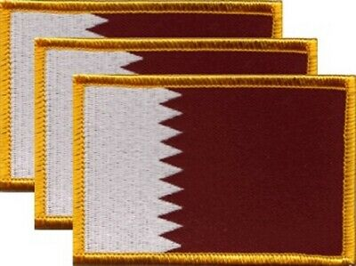 TUVALU FLAG PATCH PATCHES BADGE IRON ON NEW EMBROIDERED