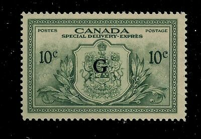 """Canada EO2 SG OS21 MNH VF 10c Special Delivery [6131] CV=$36.00 Official """"G"""""""