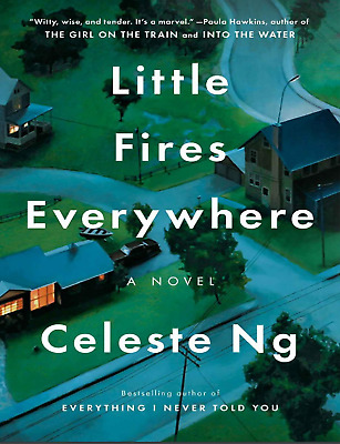 Little Fires Everywhere 2017 by Celeste Ng (ePub,PDF) Same Day Delivery