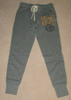 Junk Food Clothing Pittsburgh Steelers Sweatpants New Without Tags Size Xsmall