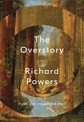 THE OVERSTORY A NOVEL 2018 BY RICHARD POWERS (ePub,PDF) Same Day Delivery