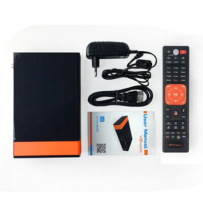 New GTMedia V8 Nova Satellite TV Receiver Set Top Box With Built-in WIFI Module