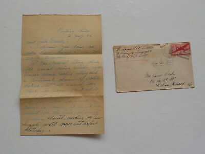 Chinese Civil War Letter 1946 Communists Nationalists Ready Shoot Peiping China