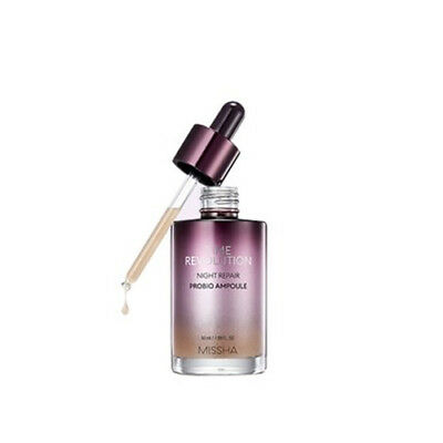 [MISSHA] Time Revolution Night Repair Probio Ampoule (2019 Renewal) 50ml Auction