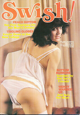 Vintage Men's Magazine - Swish Vol 7 No. 2 (Spanking, CP, fetish) pristine