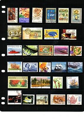 Australian sheet stamps, including high value, free post - off paper - Lot 494.
