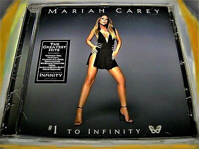 MARIAH CAREY #1 TO INFINITY THE GREATEST HITS + Without You HERO &&   111austria