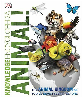 Knowledge Encyclopedia Animal!, DK,