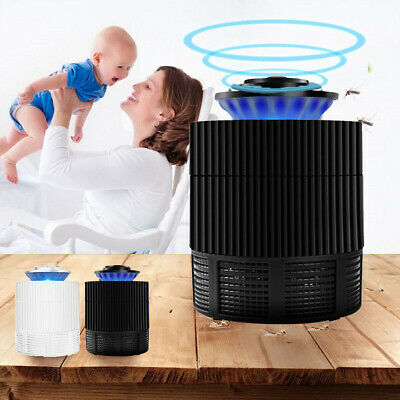 Electric Absorb Insect Mosquito Killer Fly Bug Wasp Trap Catcher Grill Zapper UK