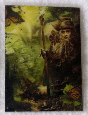 The Hobbit : An Unexpected Journey 3D Lenticular Chase Card KA-03 Radagast