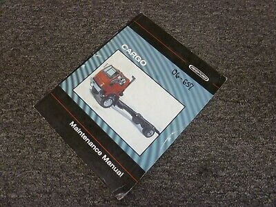 2008 Freightliner Cargo FC60 FC70 FC80 Truck Shop Service Maintenance Manual