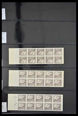 Lot 29368 Collection stamp booklets of Sweden 1942-1996.
