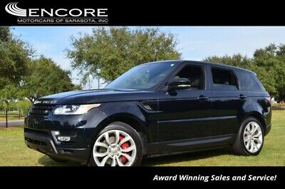 2014 Range Rover Sport 4WD 4dr Autobiography W/Navigation and Rear DVD En 2014 Range Rover Sport SUV 47,049 Miles With warranty-Trades,Financing & Shippin