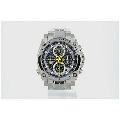 Bulova Precisionist Men's Chronograph Stainless Steel Watch