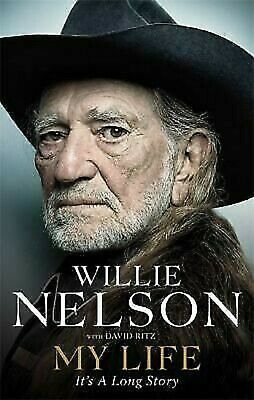 It's A Long Story My Life WILLIE NELSON (Paperback)