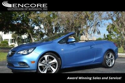 2017 Cascada 2dr Convertible Sport Touring W/Navigation 2017 Cascada Convertible 14,319 Miles With warranty-Trades,Financing & Shipping