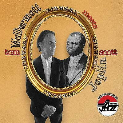 Tom McDermott Meets Scott Joplin Sealed New CD