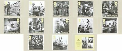 GB 2010 PHQ Cards Mint Set~Britain Alone~(13)~PHQ-337~UK Seller