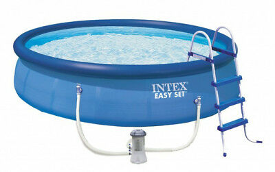 Intex 28168 Easy Set Aufstellpool 457 X 122cm - Blau