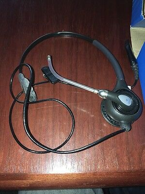 Plantronics HW251 - SupraPlus Wideband Headset With Extra Voice Tube