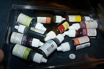 Stampin up reinkers  retired  many  to choose from INK refills  many are new