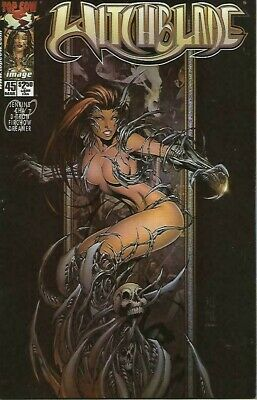 Witchblade #45 (NM)`01 Jenkins/ Cha
