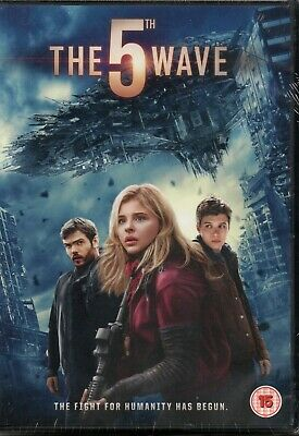 THE 5TH WAVE - Chloe Grace Moretz, Liev Schreiber - DVD *NEW & SEALED*
