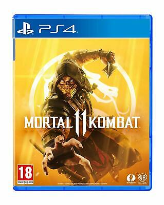 Mortal Kombat 11 PS4 Game