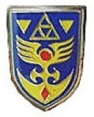 Legend of Zelda - Gashapon Shield Pin Collection - a Link to the Past