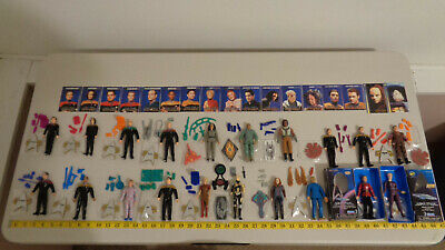 Star Trek Voyager Lot of 20 Action Figures Complete 1995-1999 Playmates Toys