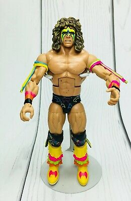 WWE Wrestling Figure Elite Hall Fame Series 1 The Ultimate Warrior WWF Rare