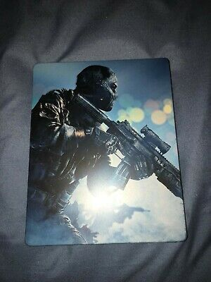 Call Of Duty: Ghosts - Xbox One - Metal Tin - Limited Edition