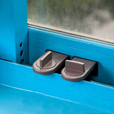 nw Kids Cabinet Safety Lock Security Stopper Baby SlidingWindow Locking System