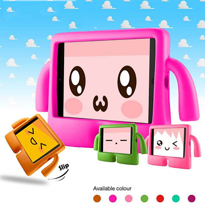 AU Kids Heavy Duty Stand Shockproof Case Cover For IPad Mini Air Pro 1 2 3 4