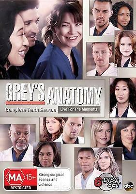 Grey's Anatomy SEASON 10 : NEW DVD