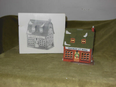 Heritage Village Collection - Dickens' Village Series - White Horse Bakery