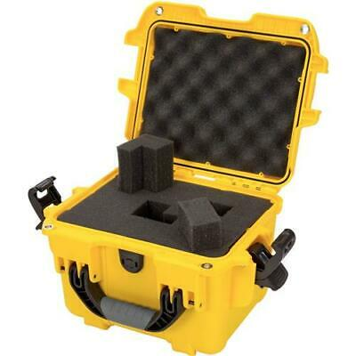Nanuk 908 Case with Foam, Yellow #908-1004