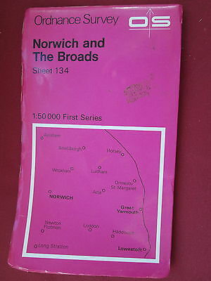Ordnance Survey 1:50000 Sheet 114  Anglesey  paper 1974