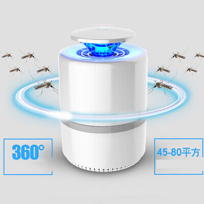 Physical Insect Killer Electric Mosquito Fly Bug Zappers Killers Trap Catch Lamp