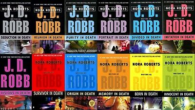 The JD Robb - Nora Roberts In Death Series 44 AUDIOBOOKS Collection