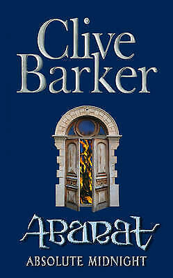 Books of Abarat 03. Absolute Midnight, Barker, Clive