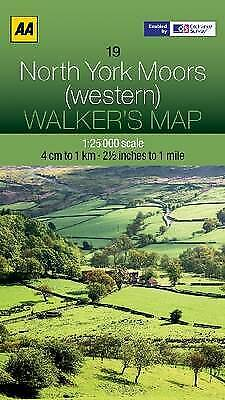 North York Moors (Western), AA Publishing