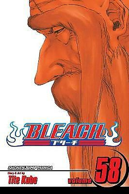 Bleach, Vol. 58, Kubo, Tite
