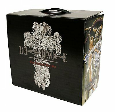 Death Note Box Set (Vol.S 1-13): Volumes 1 - 13, Ohba, Tsugumi
